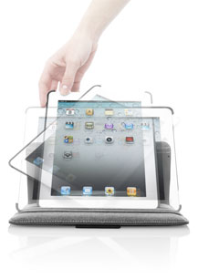 Targus Versavu Rotating Case & Stand for The new iPad