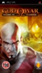 God of War: Chains of Olympus PSP cover
