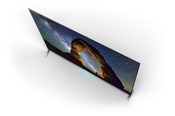 Sony X900C 4K TV med Android TV