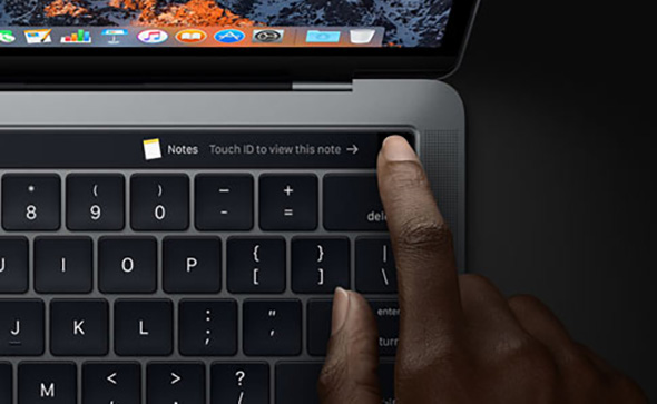 MacBook Pro 2016 Touch ID