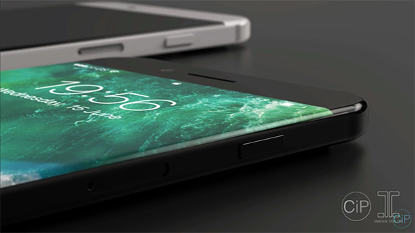 iPhone 8 koncept fra ConceptsiPhone