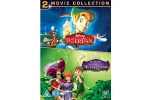 Peter Pan Peter Pan: Return to Never Land (Disney) (Import) Lyd & Billede