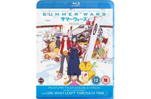 Summer Wars The Girl Who Leapt Through Time (2 disc) (Blu-ray) (Import) Lyd & Billede