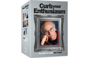 Curb Your Enthusiasm - Season 1-8 (17 disc) (Import) Lyd & Billede