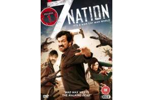 Z Nation - Season 1 (4 disc) (Import) Lyd & Billede