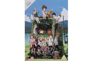 Digimon Adventure Tri: The Movie - Part 1: Reunion (import) Lyd & Billede