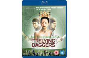 House of Flying Daggers (Blu-ray) (Import) Lyd & Billede