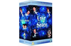 Lost in Space: Complete Box - Season 1-3 (23 disc) (Import) Lyd & Billede