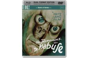 Testament of Dr Mabuse (Blu-ray) (Import) Lyd & Billede