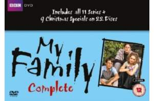 My Family: Complete Collection (Import) Lyd & Billede