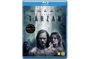 The Legend of Tarzan (Blu-ray) Lyd & Billede
