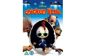 Chicken Little (Import) Lyd & Billede