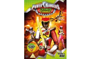 Power Rangers Dino Charge: Rise: vol 4 (import) Lyd & Billede