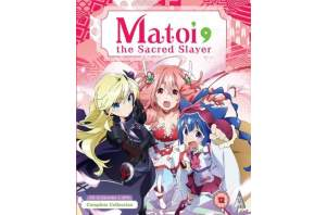 Matoi the Sacred Slayer Collection (3 disc) (Import) Lyd & Billede