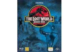 The Lost World: Jurassic Park (Blu-ray) Lyd & Billede