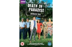 Death in Paradise - Series 6 (3 disc) (Import) Lyd & Billede