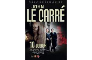 John Le Carre : The Ultimate Collection (10 disc) Lyd & Billede