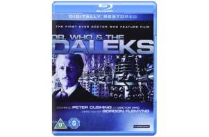 Doctor Who and the Daleks (Blu-ray) (Import) Lyd & Billede