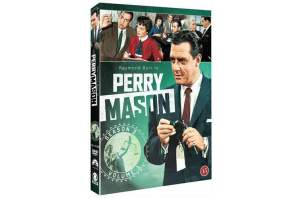 Perry Mason - Sæson 2 (Part 1)(4 disc) Lyd & Billede