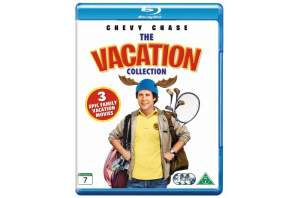 National Lampoons Vacation Collection (Blu-ray) (3 disc) Lyd & Billede