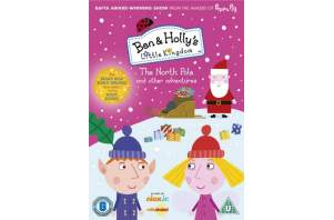 Ben and Hollys Little Kingdom: The North Pole (Import) Lyd & Billede