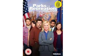Parks And Recreation - Season 2 (Import) Lyd & Billede