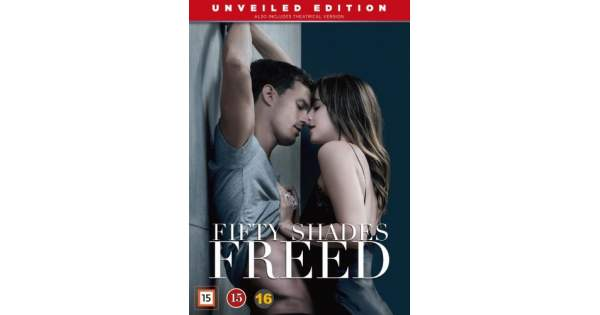 Fifty shades freed danmark